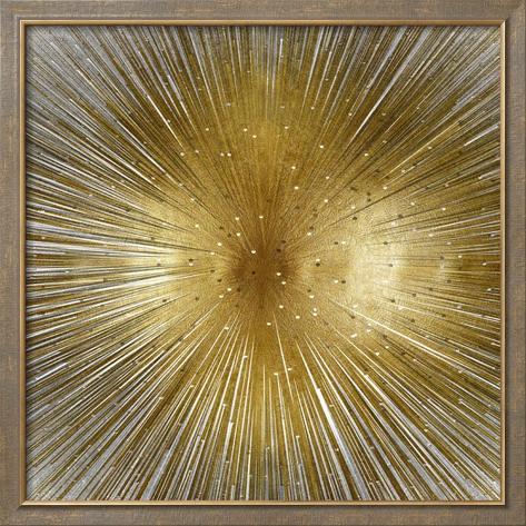 Radiant Framed Giclee Print