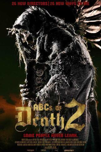 ABC's Of Death 2 Masterprint