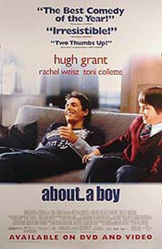About A Boy Original Poster