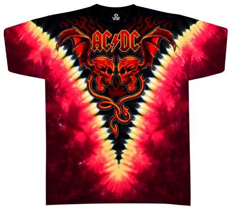 AC/DC - Evil Wings T-Shirt