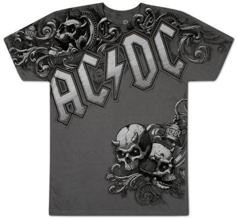 AC/DC - Night Prowler T-Shirt