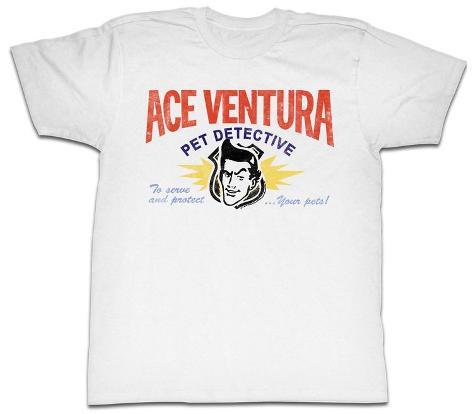 Ace Ventura - Card T-paita