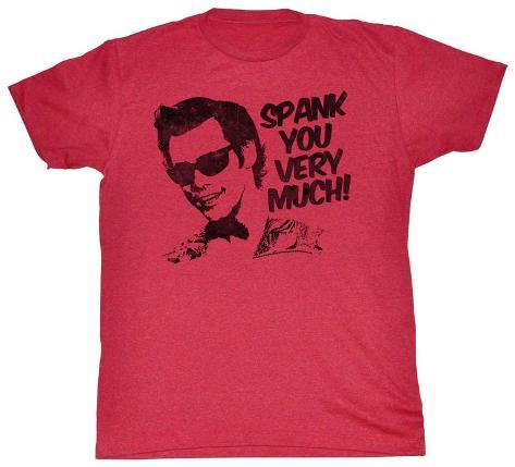 Ace Ventura - Spank You Camiseta