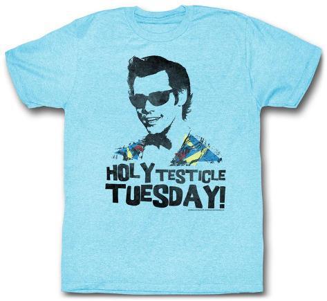 Ace Ventura - Tuesday Camiseta