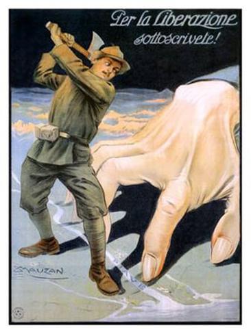 La Liberazione Giclee Print