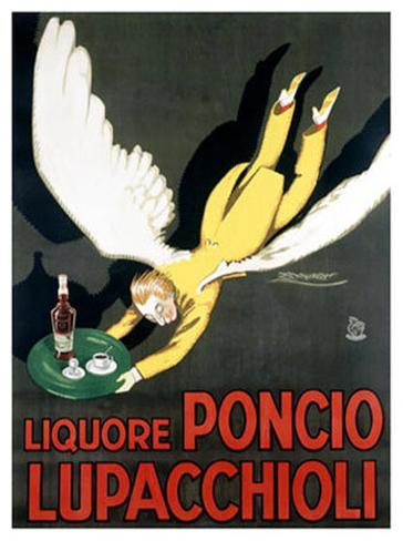 Liquore Poncio Lupacchioli Giclee Print