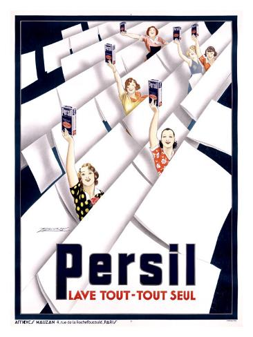 Persil Giclee Print