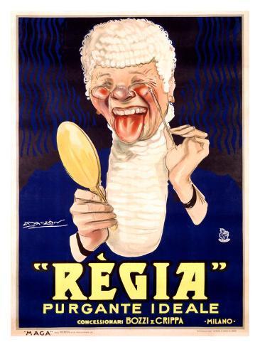 Regia Giclee Print