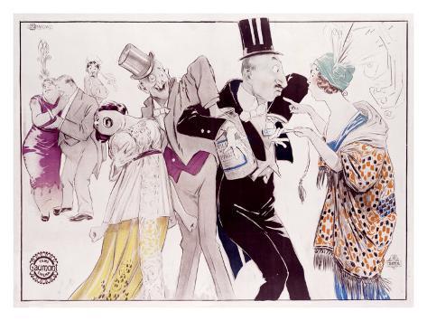 Sonnambulismo Giclee Print
