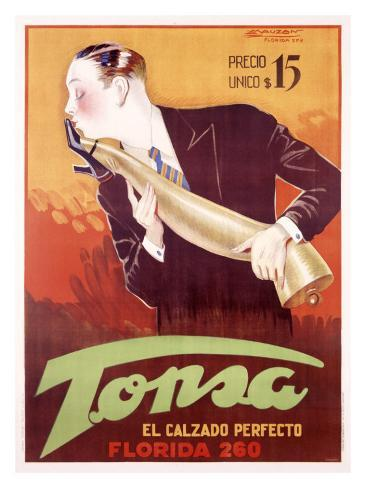 Tonsa Giclee Print