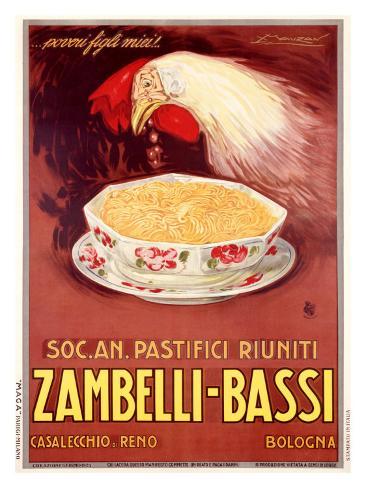 Zambelli-Bassi Giclee Print