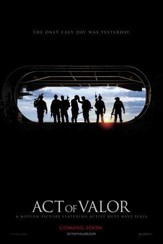 Act of Valor Masterprint