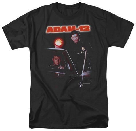Adam 12-Spotlight T-Shirt