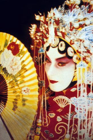 Adieu Ma Concubine, Leslie Cheung, 1993 Photo