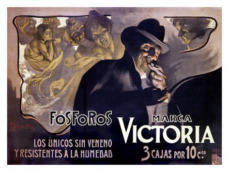 Victoria Fosforos Giclee Print