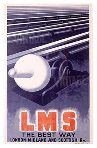 LMS Giclee Print