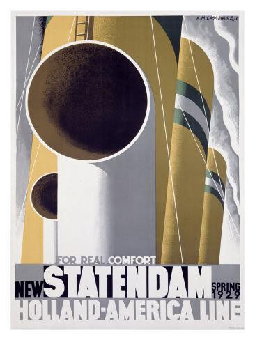 New Standendam Giclee Print