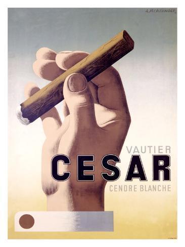 Vautier Cesar Giclee Print