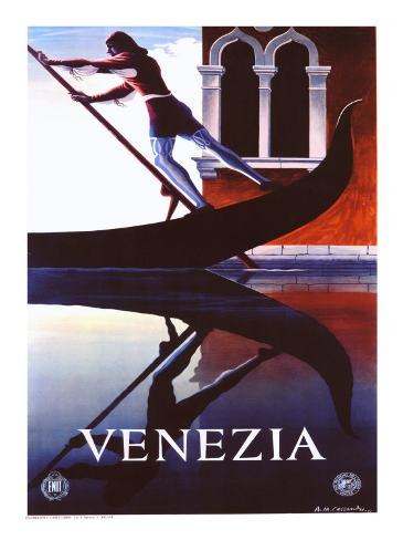 Venezia Giclee Print