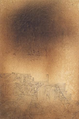 Adrasteapolis by Paul Klee Giclee Print