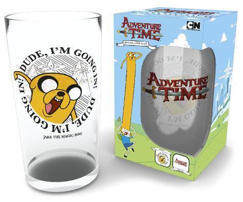 Adventure Time - Jake 500 ml Glass Novelty