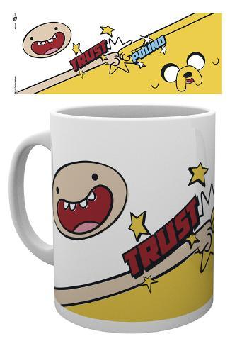 Adventure Time - Trust Pound Mug