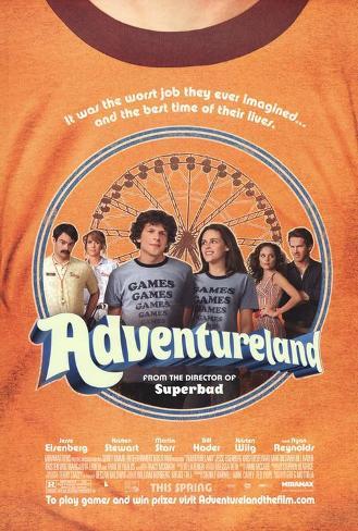 Adventureland ポスター
