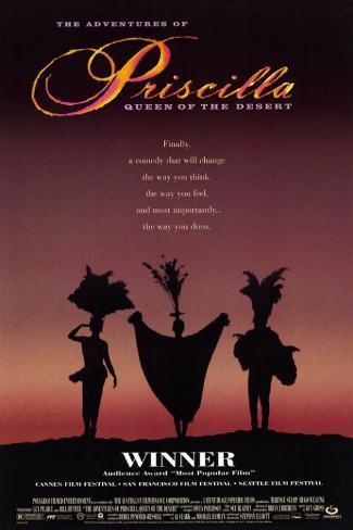 Adventures of Priscilla, Queen of the Desert Masterprint