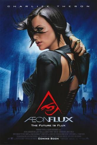 Aeon Flux Masterprint