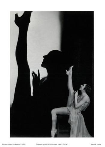 After The Dance Art Print