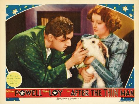After the Thin Man, 1936 Art Print