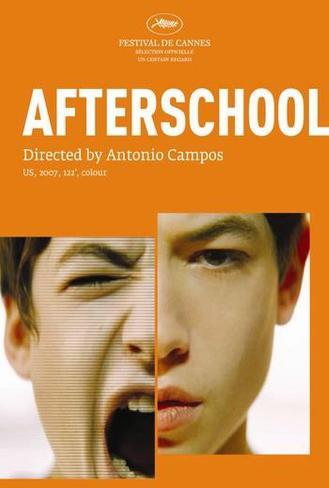 Afterschool Pôster