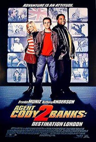 Agent Cody Banks 2: Destination Pôster original