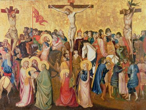 Crucifixion Giclee Print