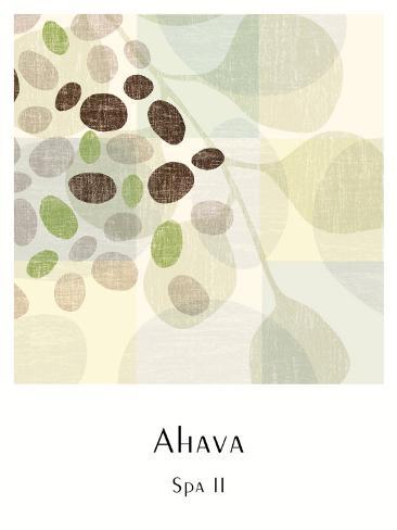 Spa II Art Print