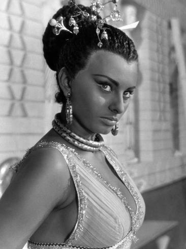 Aida, 1953 Photographic Print