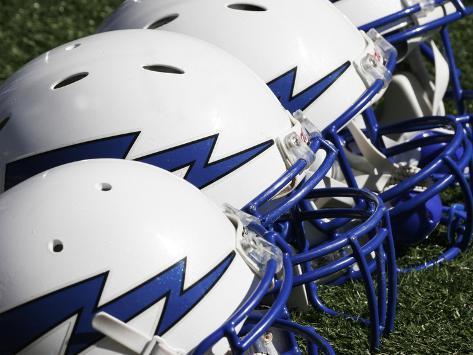 Air Force Academy - Falcons Helmets Photo