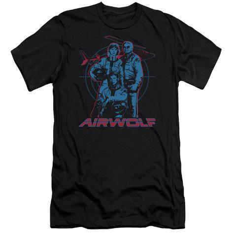 Airwolf - Graphic (slim fit) T-Shirt