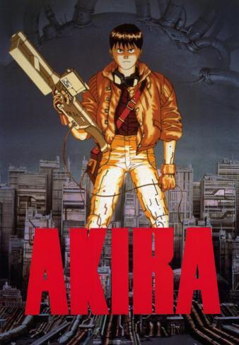 Akira Lámina maestra