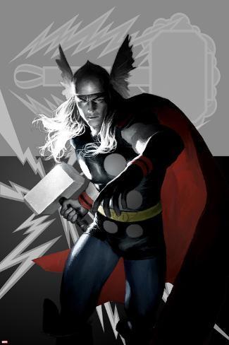Wolverine Avengers Origins: Thor No.1 and The X-Men No.2 Poster