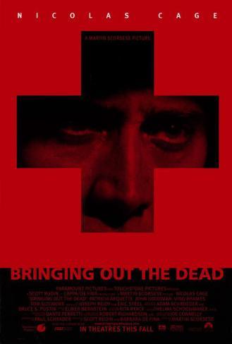 Al límite (Bringing Out the Dead) Lámina maestra