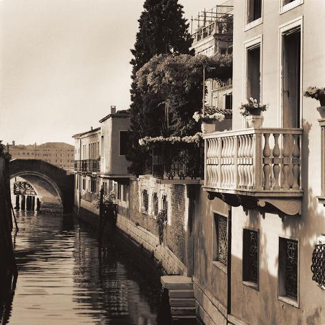 Ponti di Venezia No. 5 Art Print