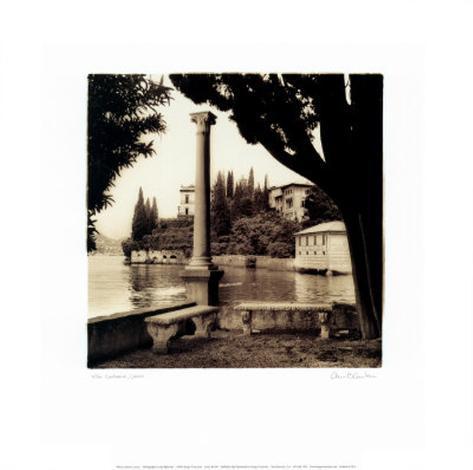 Villa Contarini, Lecco Art Print