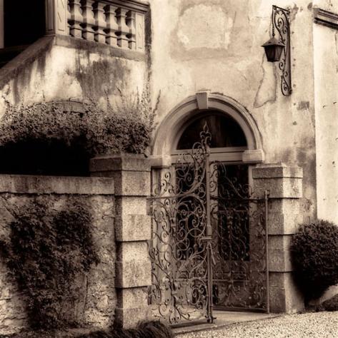 Volterra, Toscana Art Print