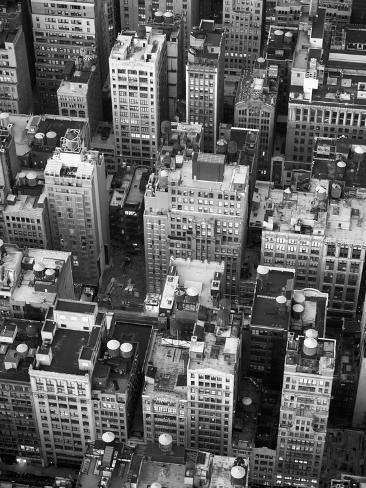USA, New York, Manhattan, Midtown Photographic Print