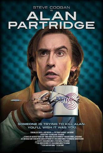 Alan Partridge Masterprint