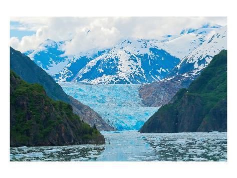 Alaska USA VII Art Print