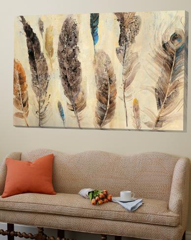 Feather Study Loft Art