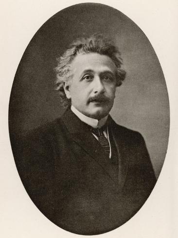 Albert Einstein in 1922 Photographic Print