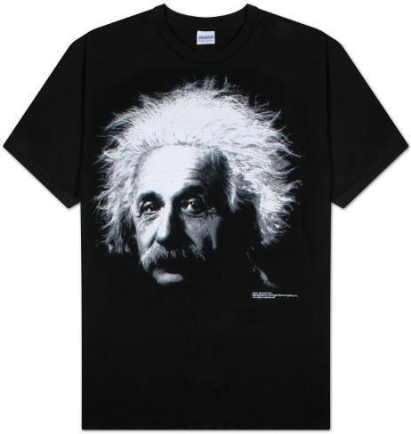 4a76b46fb Albert Einstein Camisetas na AllPosters.com.br
